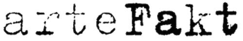 arteFakt Logo Web