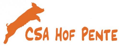 CSA Hof Pente Logo Web