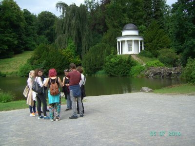 2. nascent-PPWS: Diskussion der Themenfelder im bergpark Wilemshöhe, Kassel