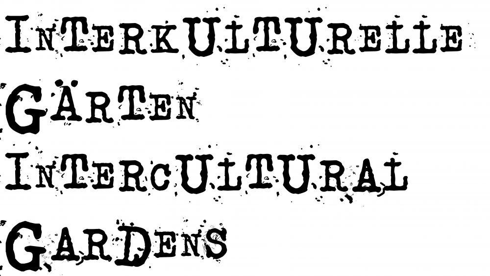 Interkulturelle Gärten